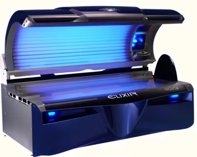 Level Two Tanning Bed